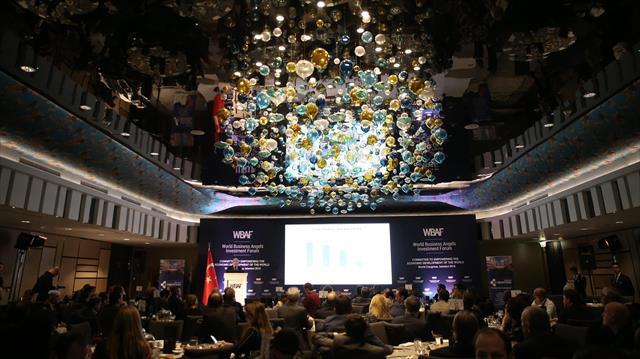 Dünya Melek Yatırım Forumu yatırımcılarla girişimcileri bir araya getiriyor