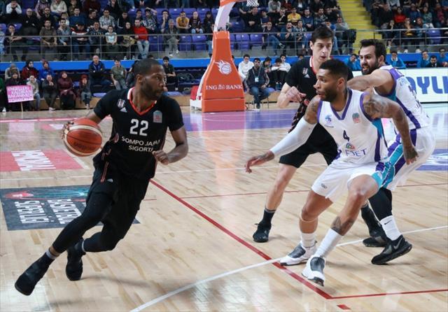 Beşiktaş Afyon Belediyespor'u devirdi