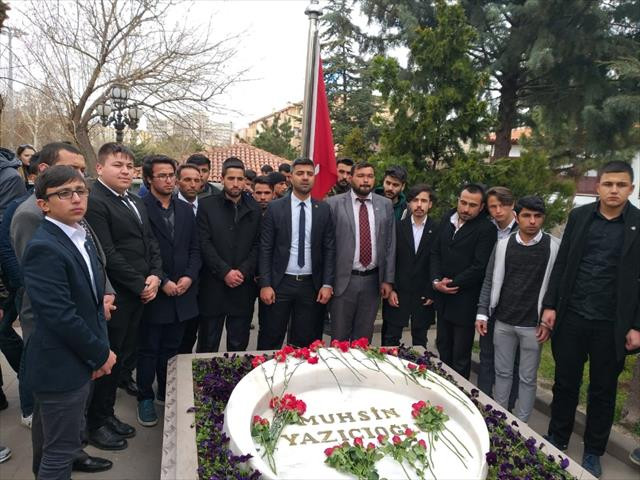 Muhsin Yazıcıoğlu ölümünün 10'uncu yıl dönümünde anıldı
