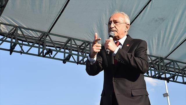 Kılıçdaroğlu: Türkiye'de sorun var, işsizlik var