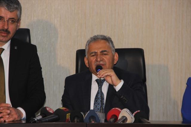 Kayseri'de Cumhur İttifakı adayı Büyükkılıç kazandı