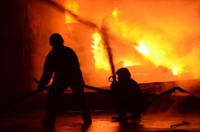 Çin'de orman yangını: 26 itfaiyeci öldü