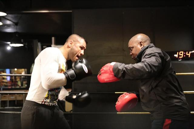 Milli boksör Seyda Keser, Çek rakibine hazırlanıyor