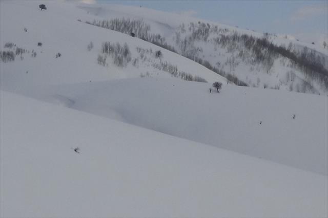 Dağ köyleri kar hapsinde