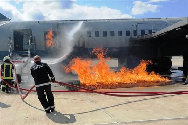 İstanbul Havalimanı personeli Erzincan'da eğitim alıyor