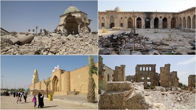 Notre Dame İslam ülkelerinde tahrip edilen eserleri hatırlattı