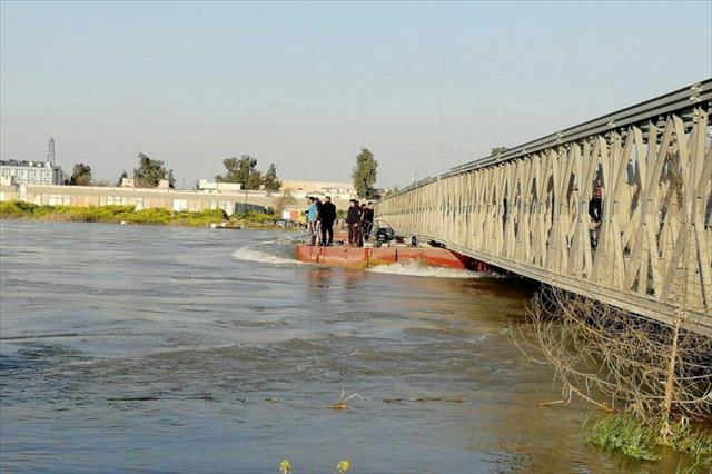 Musul'daki feribot kazasında ölü sayısı 124'e yükseldi