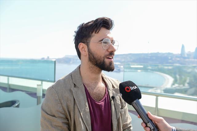 Azerbaycan Eurovision 2019 temsilcisi Mustafayev: Bayrakları dalgalandıracagım