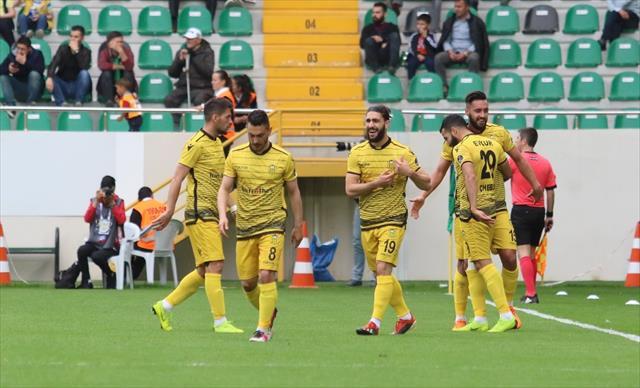 Spor Toto Süper Lig: Akhisarspor: 0 - Evkur Yeni Malatyaspor: 2 (Maç sonucu)