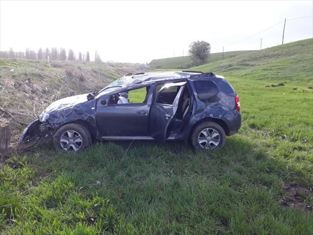 Sivas'ta trafik kazası: 6 yaralı