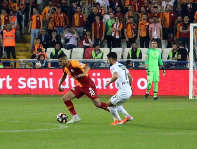 Ziraat Türkiye Kupası Aslan'ın