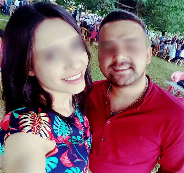 Hamile eşini defalarca kez bıçakladı