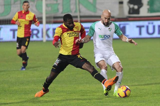 Göztepe, Bursa'da final maçına çıkıyor