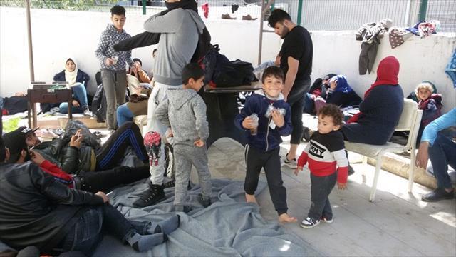 Afganistan uyruklu 30 düzensiz göçmen ve 1 organizatör yakalandı