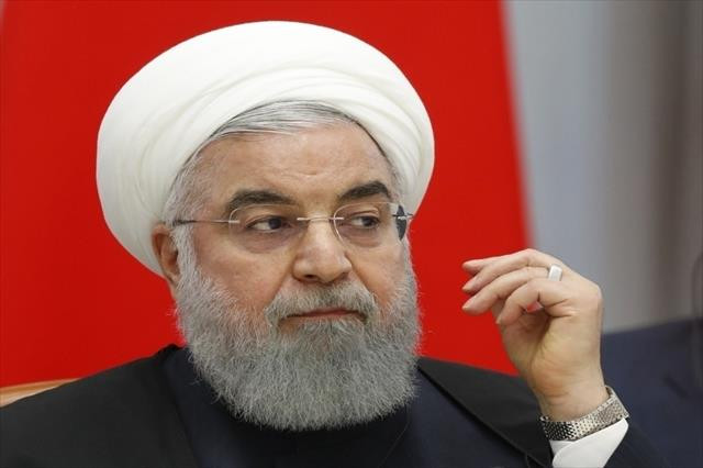 İran Cumhurbaşkanı Ruhani'den referandum çağrısı
