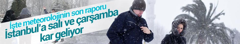 Meteoroloji'den 'Kara kış' uyarısı!