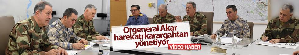 Orgeneral Hulusi Akar'dan Afrin açıklaması