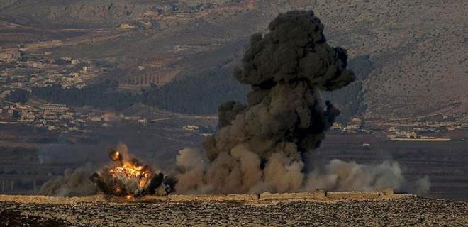 Türk askeri Afrin'de bu silahları kullanıyor