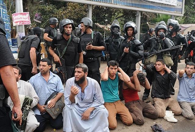 Mısır'da ölümcül güç kullanıldı