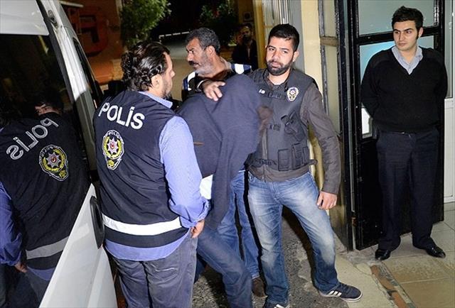 5 kişiye tutuklama, 5 kişi serbest