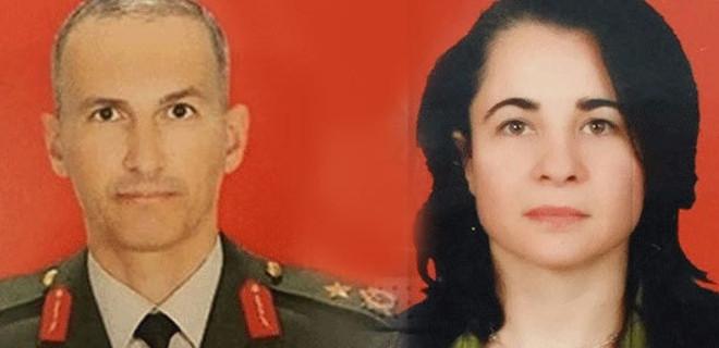 Darbeci general Terzi'nin eşine 18 yıl hapis