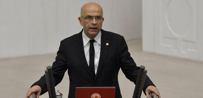 CHP Milletvekili Enis Berberoğlu'na 5 yıl 10 ay hapis cezası