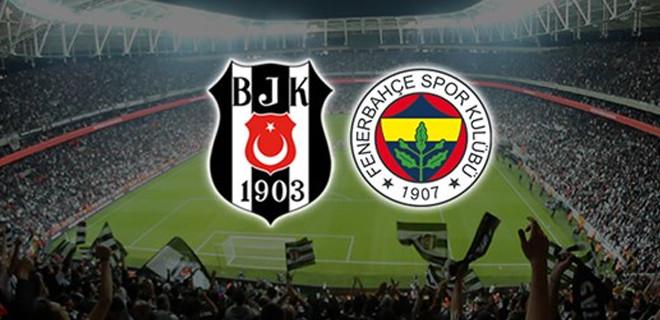 Beşiktaş - F.Bahçe maçının tarihi açıklandı