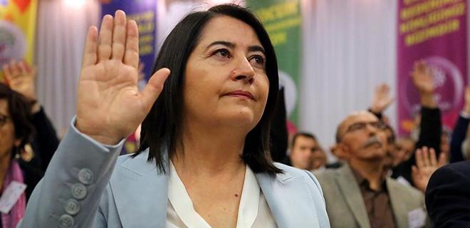 HDP'li Serpil Kemalbay gözaltına alındı
