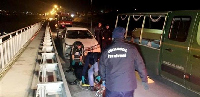 Arnavutköy'de dehşet: Ağızları bantlı 1'i kadın 2 ceset bulundu