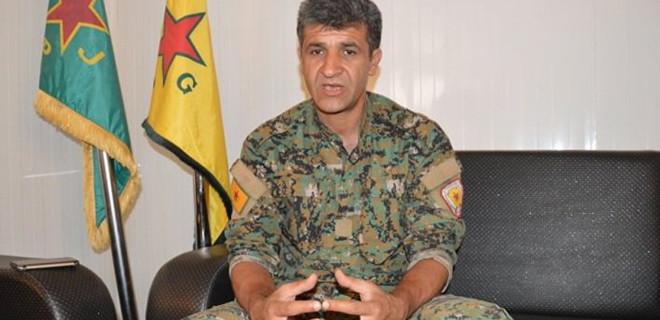 Terörist sözcüsü: Afrin'de kara borsadan aldığımız silahları kullanıyoruz...