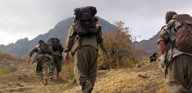 Türkiye'den kaçan PKK'lılar o ülkeye gidiyor...