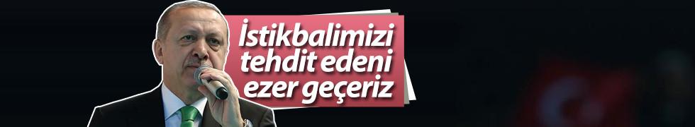 Cumhurbaşkanı Erdoğan: Hem müzakere ederiz, hem de operasyonları sürdürürüz