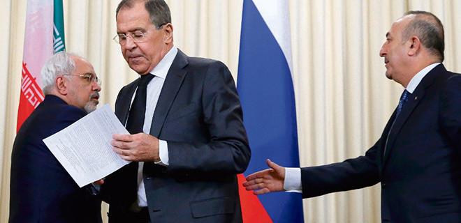 Suriye için Astana'da üçlü zirve!