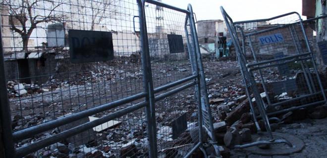 Diyarbakır'ın Sur ilçesinde patlama