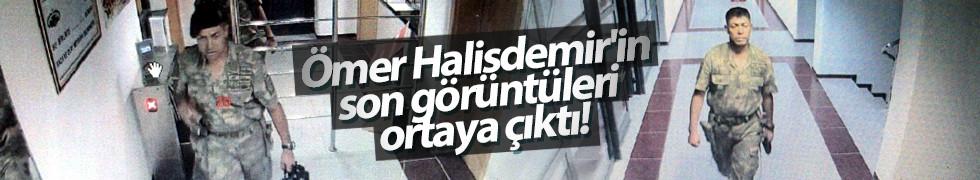 Ömer Halisdemir'in son görüntüleri ortaya çıktı!