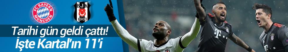 Bayern Münih - Beşiktaş Şampiyonlar Ligi maçı ne zaman, saat kaçta, hangi kanalda yayınlanacak?