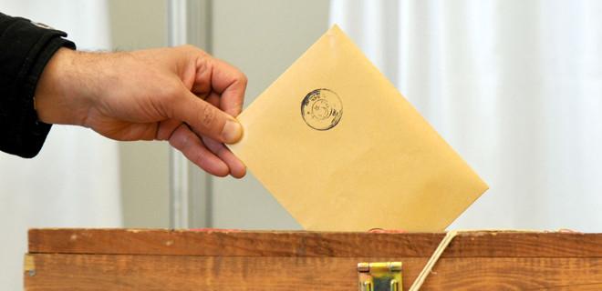 İşte tahmini oy pusulası...