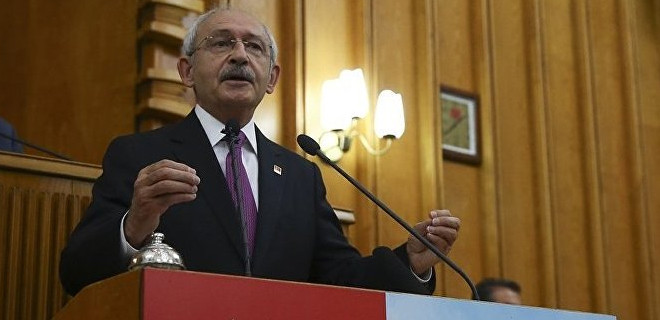 Kılıçdaroğlu'ndan ittifak yasasıyla ilgili sert açıklama! 'Bu teklif sopalı seçim hazırlığıdır'