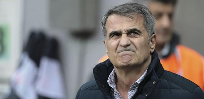 Şenol Güneş: Pepe, Vida ve Tosic yarın olmayacak