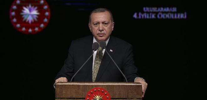 Erdoğan: Eğer sivilleri hedef alsaydık Afrin çoktan düşmüştü