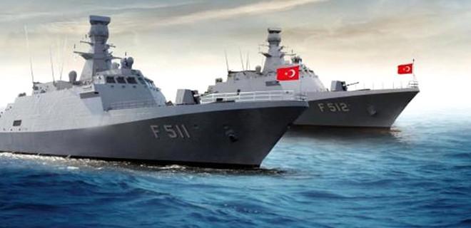 Türkiye Katar için savaş gemisi üretecek