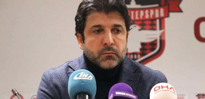 Oktay Derelioğlu: Gaziantepspor'dan bu akşam ayrılıyorum