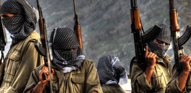 PKK'dan Afrin'e destek veren ülkelere tehdit