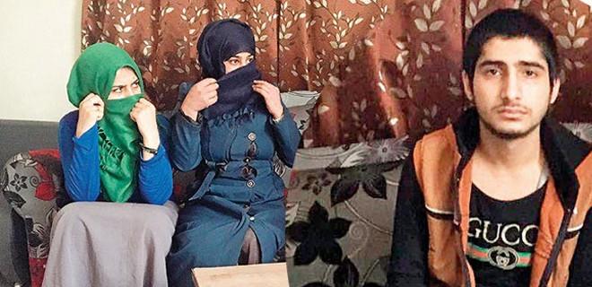 Burseya Dağı'nda yakalanan YPG'liler bölgedeki terörizmi anlattı!
