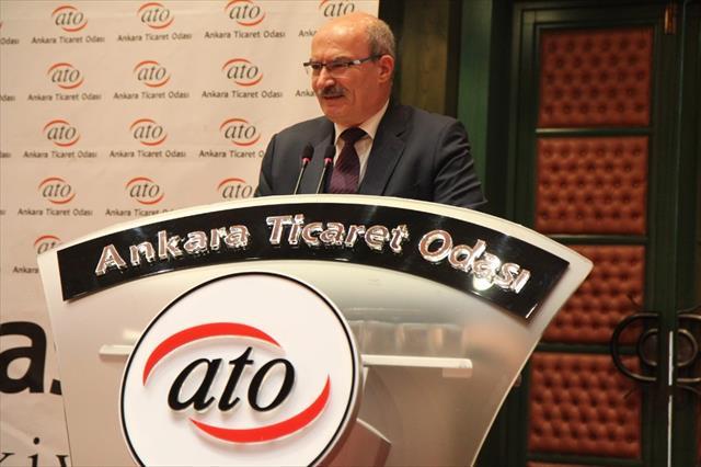 ATO Başkanı Baran'dan ucube dil uyarısı