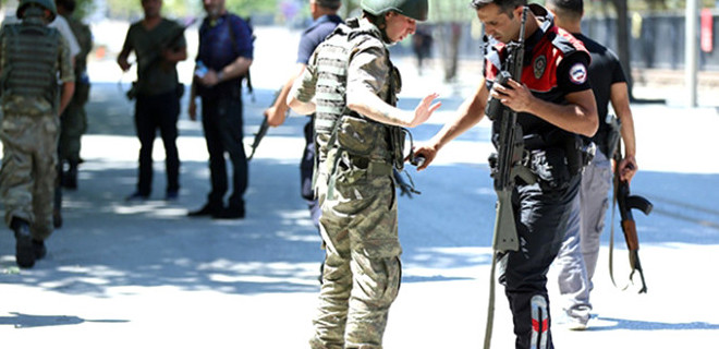 15 Temmuz'da İstanbul'u işgal edeceklerdi
