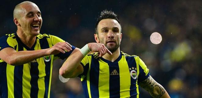 Fenerbahçeli Valbuena'dan olay sözler!