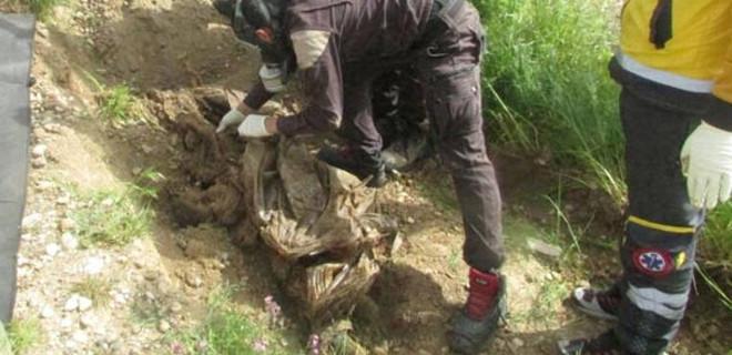 110 ÖSO askerinin toplu mezarı ortaya çıkarıldı!
