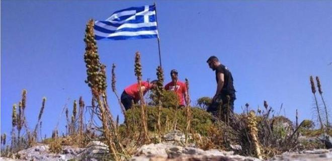 Yunanistan'dan bayrak krizi hakkında ilk açıklama!