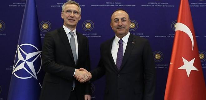 NATO'dan Ankara'ya kritik ziyaret! Dışişleri Bakanı Çavuşoğlu, Macron'a cevap verdi